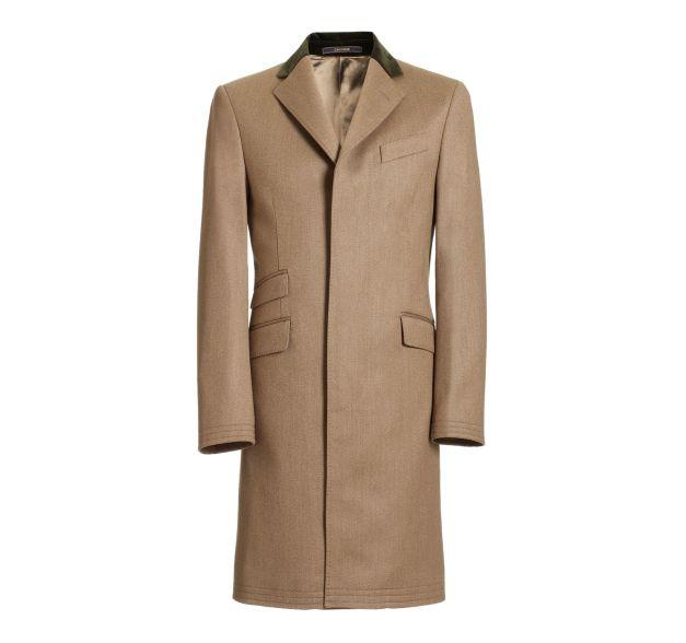 Crombie coat h&m