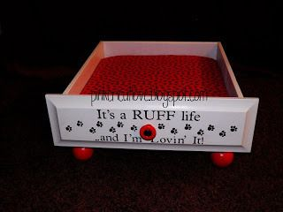 15 Furniture Turned Pet Bed Projects » Curbly   DIY Design Community