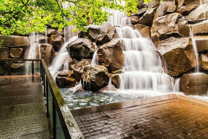 Everyone In Washington Should Visit These Enchanting Urban Waterfalls