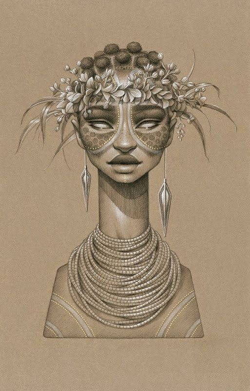 A linda arte de Sara Golish