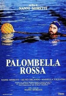 """""""Palombella Rossa"""" (1989),  directed by Nanni Moretti"""