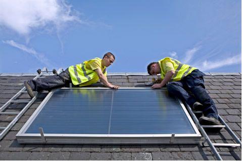 Germania, superati i due milioni di impianti solari termici