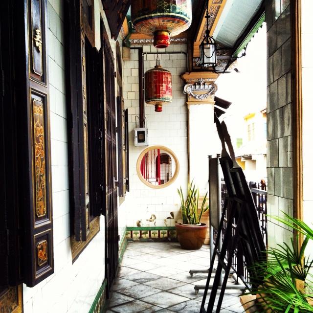 Malacca Baba Nyonya House