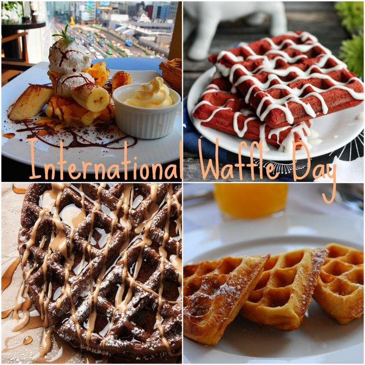 March 25th, 2016 - Happy International Waffle Day! » 3 Wonderful Recipes to Celebrate International Waffle Day » columbiasc.citymomsblog.com