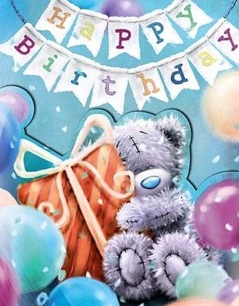 Happy Birthday tjn --- http://tipsalud.com -----
