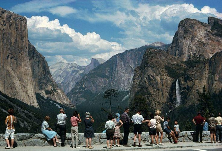California, 1950s, National Geographic – Anna Baranowska