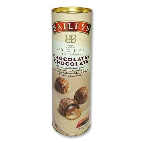 Baileys Chocolates, Milk Chocolates filled with Baileys The Original Irish Cream Liquor, 7oz Tube - http://bestchocolateshop.com/baileys-chocolates-milk-chocolates-filled-with-baileys-the-original-irish-cream-liquor-7oz-tube/