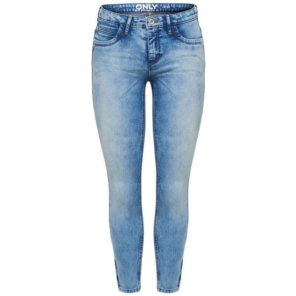 KENDELL ANKLE SLIM FIT JEANS ❤ liked on Polyvore featuring jeans, slim blue jeans, slim cut jeans, slim fit blue jeans, slim jeans and slim leg jeans