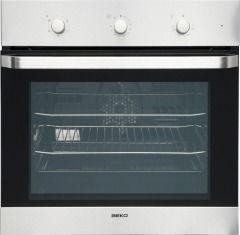 Beko OIF22100X Single Built In Electric Oven