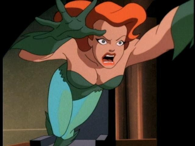 Poison Ivy: Batman the Animated Series