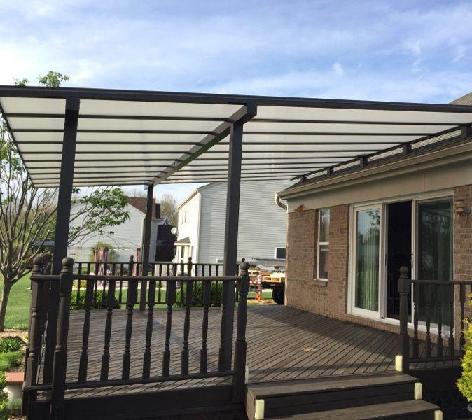 Patio Deck Covers Bright Covers Patio Pergola Outdoor Shade