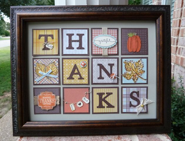 THANKS frame ~ SU