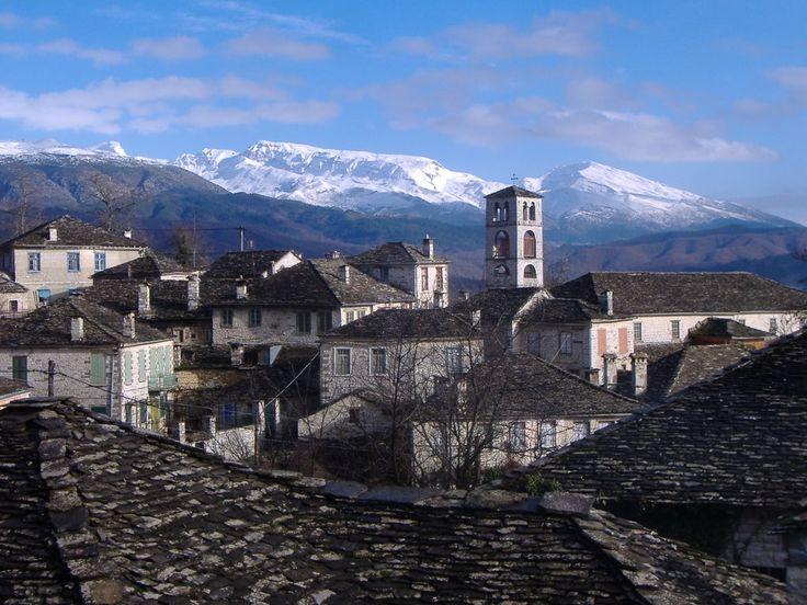 Dilofo Zagoria Ioannina