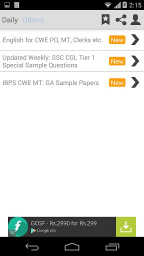 Hindi and English daily GK (General Awareness), current affairs and business questions, given in the form of a sample quiz, are ideal for all those who are preparing for various competitive exams like IBPS Bank PO or clerk, CTET,  CSAT, CWE Bank PO-MT, clerks. Besides that we also add some special questions in the same quiz which are for those who are preparing for SSC-CGL Tier 1  and UPSC. As general studies is also an integral part of CLAT, BBA, AAO, which means that holistic coverage of…