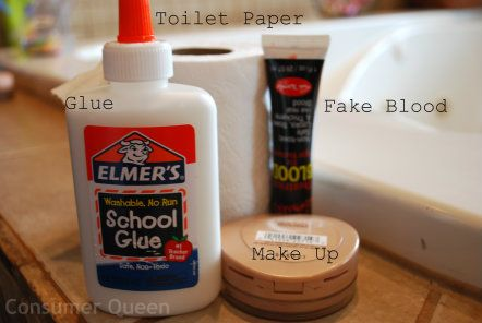 This is stuff to make wounds & stuff like that, i know this bc smart (':