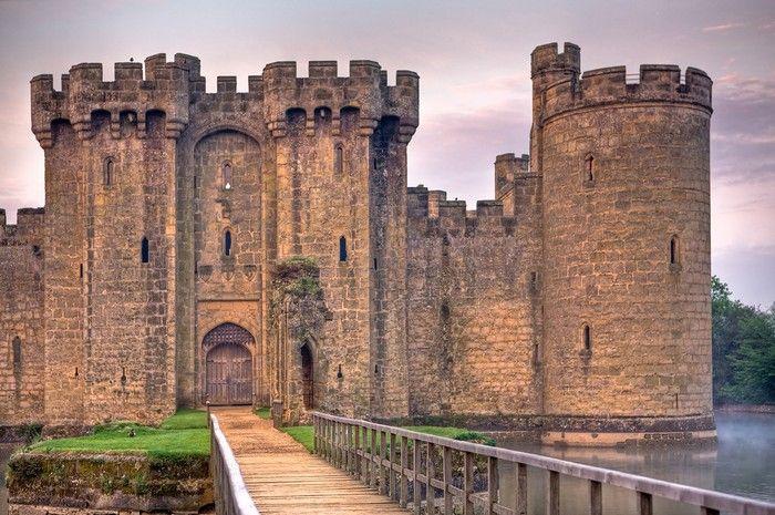 Castelo de Bodiam, UK