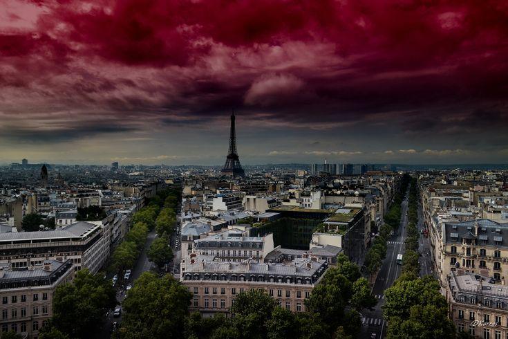https://flic.kr/p/B4ppJa | On est avec vous, Paris | On est avec vous, Paris