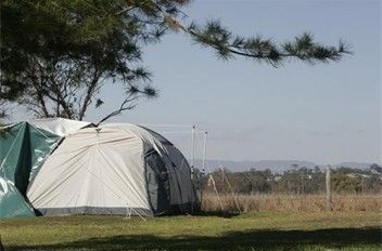 Spacious Camping Accommodation
