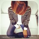 SoAllure Striped jacket