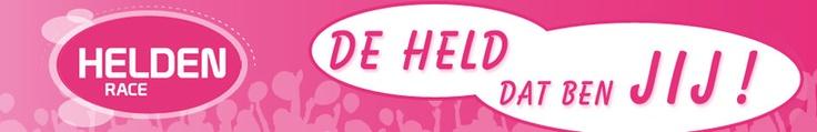 Deelname Heldenrace, 9 juni 2013, Amsterdamse Bos.     Loop ook mee voor de Regenboogboom! Echte superhelden zijn de kinderen die wij bezoeken. Zij zijn het die in moeilijke situaties hun veerkracht hervinden en weer opstaan. Loop ook mee voor de Regenboogboom: om kinderen met een uitdaging te ondersteunen door sportief bezig te zijn en tegelijkertijd iets goeds te doen misschien een extra stimulans om te gaan bewegen? Of om een kind met een ziekte een hart onder de riem te steken!