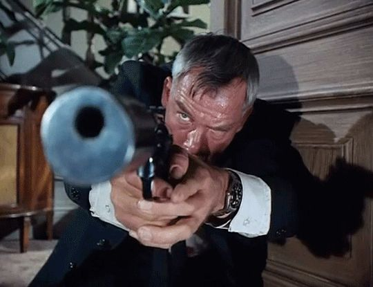 Ni se te ocurra moverte domingo lee marvin the killers don siegel 1964 cosas para - A bout portant definition ...
