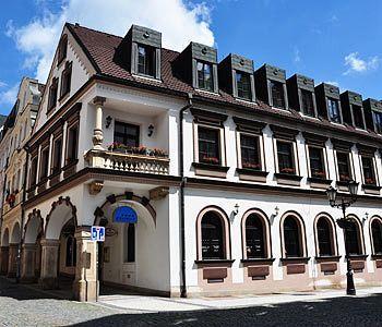 Hotel Radnice in Liberec