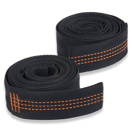 Hammock Tree Straps (One Pair) Extra Wide Polyester Strength and No Stretching ** To view further, visit now : Hammock tent