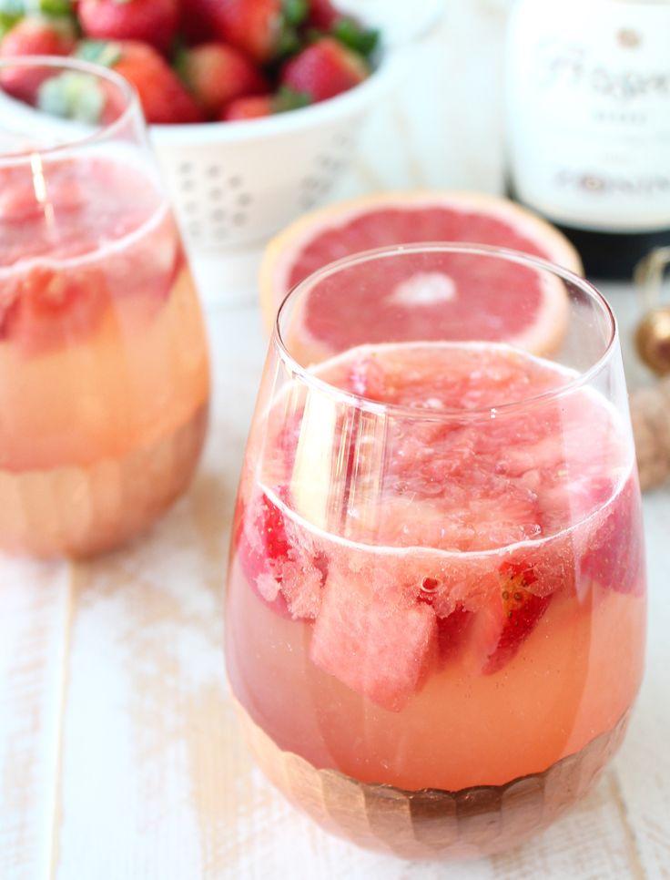 Meer dan 100 Watermelon Sangria op Pinterest - Sangria, Sangria ...