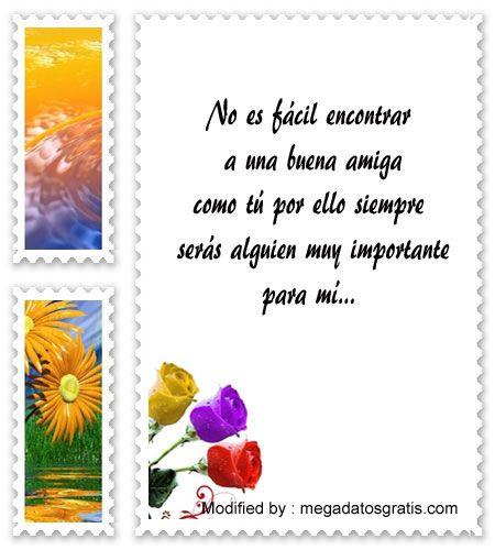 buscar palabras bonitas de amistad,enviar bonitos saludos de amistad.  http://www.megadatosgratis.com/sms-de-amistad/
