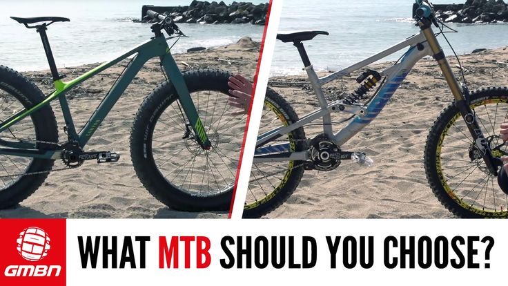 What Mountain Bike Should You Choose For Your Riding Discipline? - YouTube