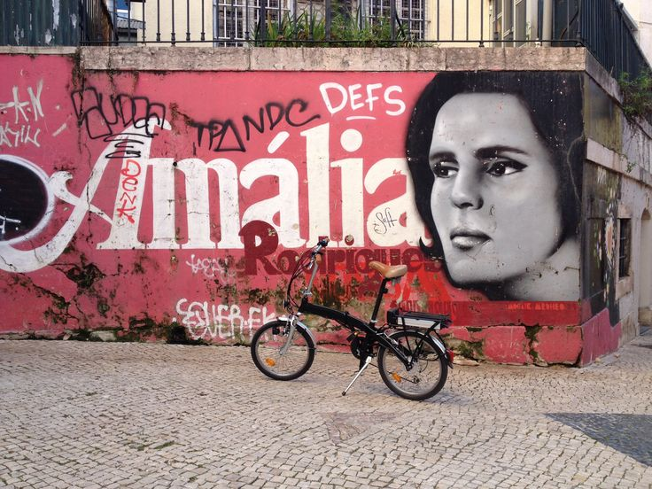 #Amalia #Fado #Coliseu #Lisboa #streetart