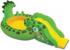 Intex Plac zabaw i basen Aligator | MALL.PL
