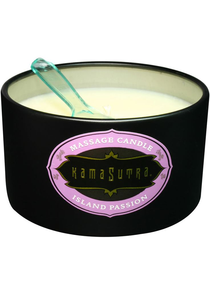 Buy Massage Candle Island Passion online cheap. SALE! $17.99