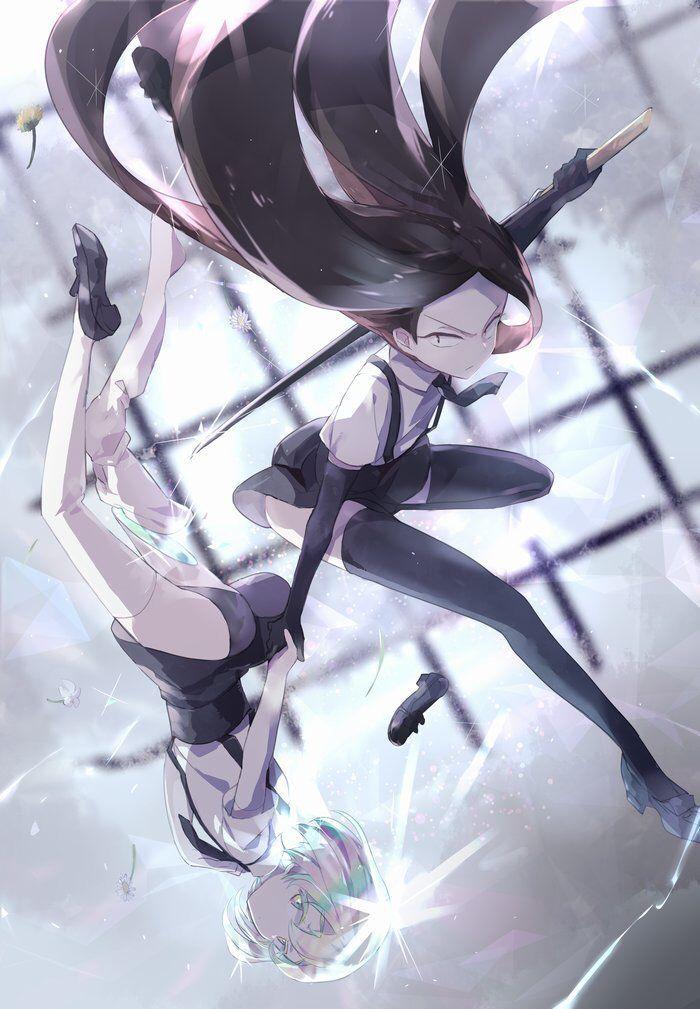 Houseki No Kuni Anime Art Character