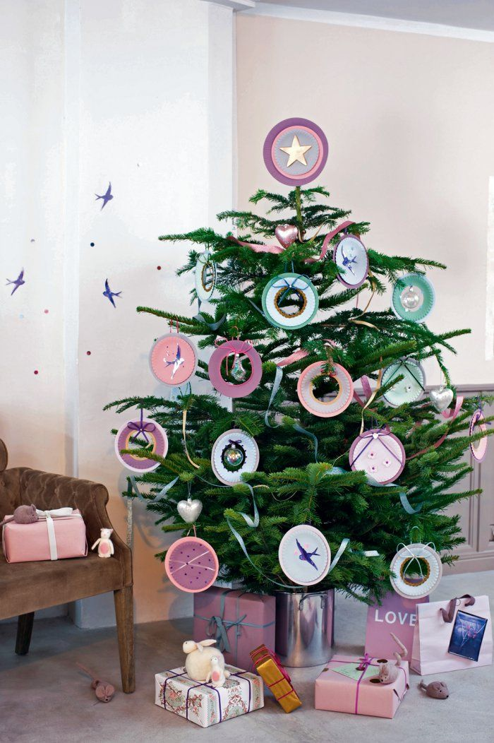 les 25 meilleures id es de la cat gorie sapin d cor sur pinterest petits arbres de no l. Black Bedroom Furniture Sets. Home Design Ideas
