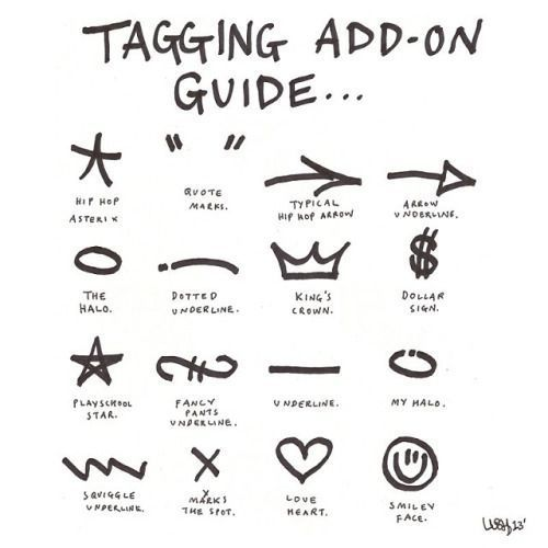 Your tag is weak. Add some swag with this tagging add on