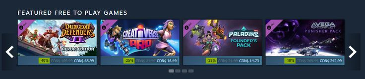 Why is this even a category anymore. (Steam summer sale)