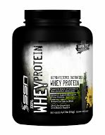 SSN 100% WHEY PROTEIN 2KG BANANA TOFFEE