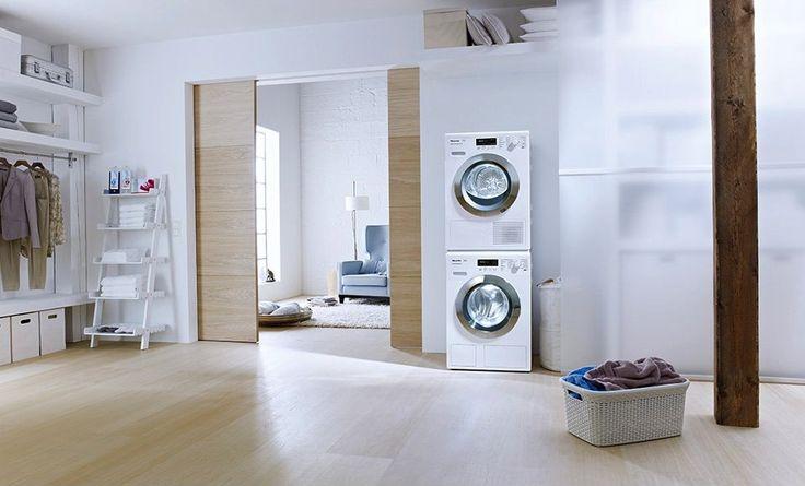 Miele Waschmaschine WMV 900-60 CH, 9 kg Thermo-Schontrommel, PowerWash 2.0, TwinDos, CapDosing, SteamCare, EcoFeedback, A+++, dazu Jahresvorrat Miele Waschmittel GRATIS Waschen und Trocknen Waschmaschinen