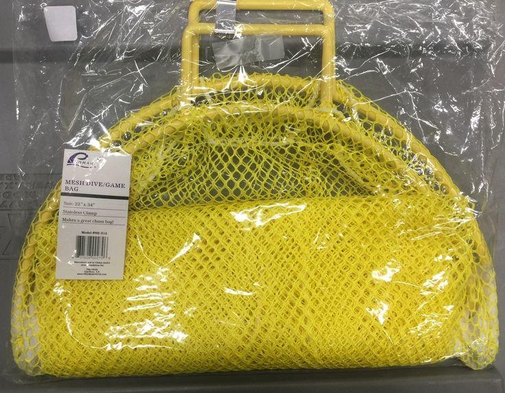 Promar Mesh Dive Bag