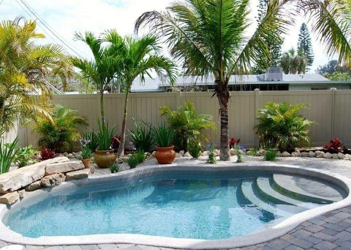 63 best Swimming Pool images on Pinterest Swiming pool, Pools and - amenagement jardin avec spa