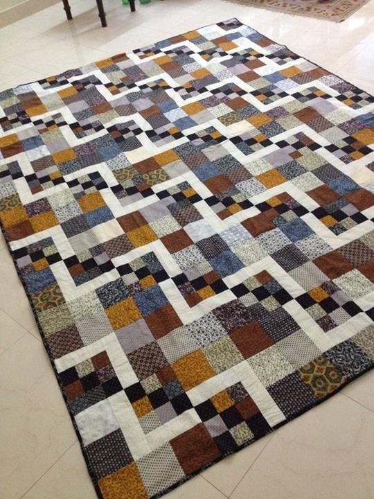 31 best Quilts: Guys images on Pinterest | Quilting ideas, Memory ... : quilting for men - Adamdwight.com