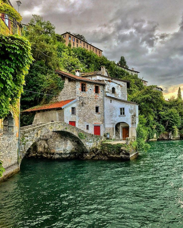 Nesso, Como, Italy instagramersofthemonth_august ig