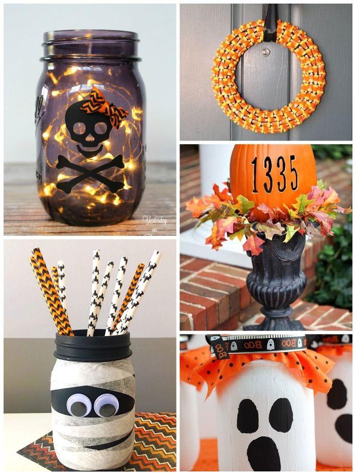 1001 Ideen Wie Sie Eine Coole Halloween Deko Selber Machen Halloween Deko Selber Machen Halloween Deko Halloweendeko