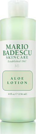 Aloe Lotion | Skin Care Products and Reviews | Toners/Astringents - Mario Badescu Skin Care  #MBWinner