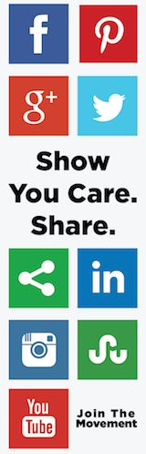 Show You Care. Share. Movement by Have Fun Teaching