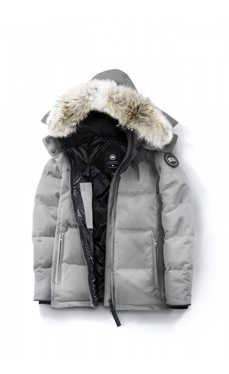 Canada Goose Chelsea Parka Graphite Women - Canada Goose #canadagoose #parka #jacket #fashion