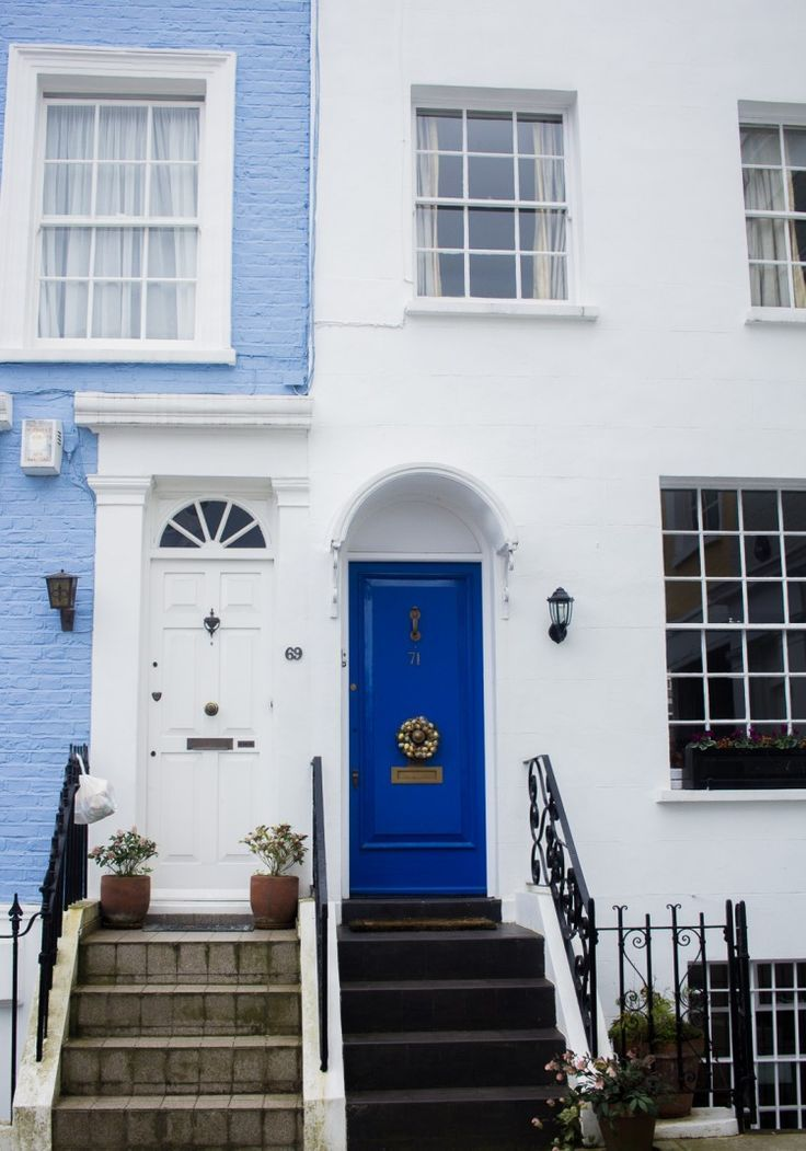 Notting Hill: Walking Tour & Photo Diary | Watch Me See