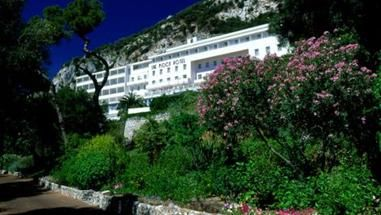 Panoramic Gibraltar with English Tea