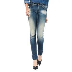 Jeans Push-Up Wonder Slim Salsa Bleu Bleu - Achat / Vente jeans - Soldes * Cdiscount
